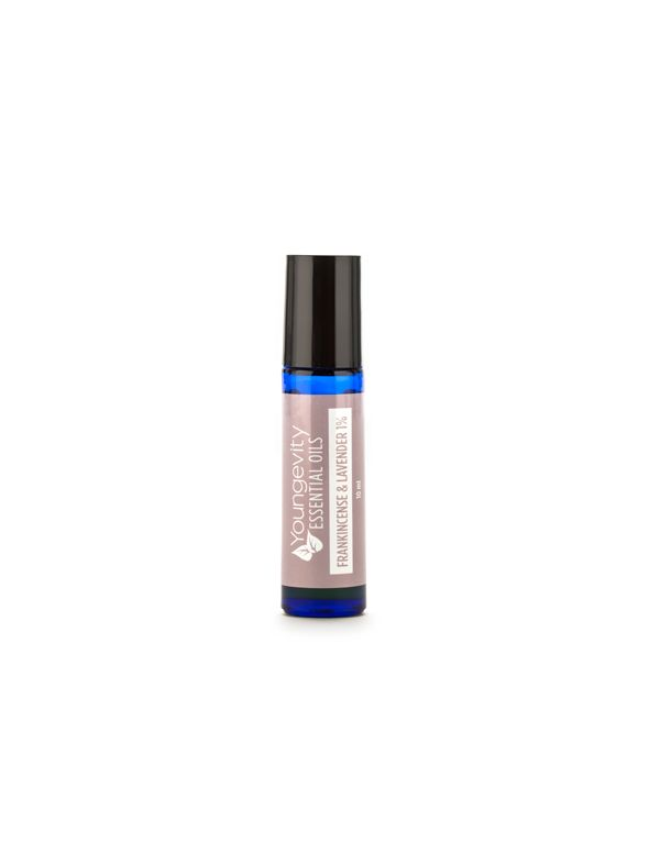 Frankincense & Lavender 1% Roller Bottle - 10ml