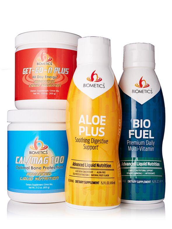 Deluxe Nutritional Energy