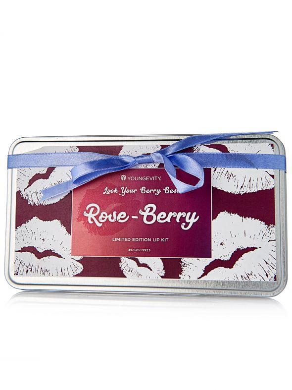 Rose-Berry Lip Kit